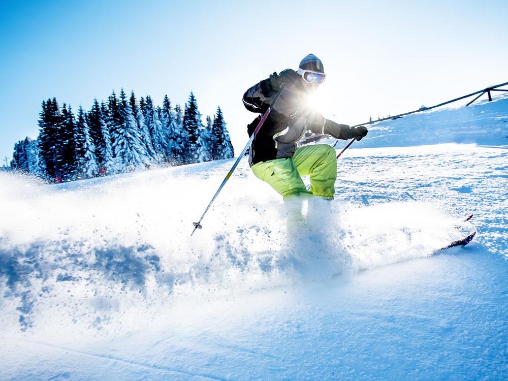 Skiing Valencia