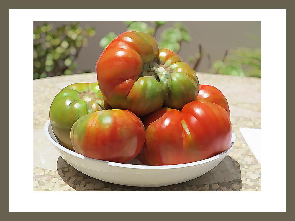 Valencian tomatoes Azahar Properties