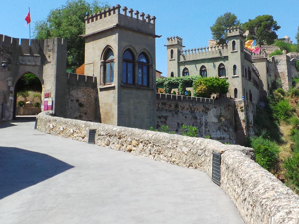 Xativa Castle 1