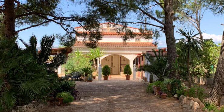 Country villa for sale Villar del Arzobispo Valencia – Ref: 016654