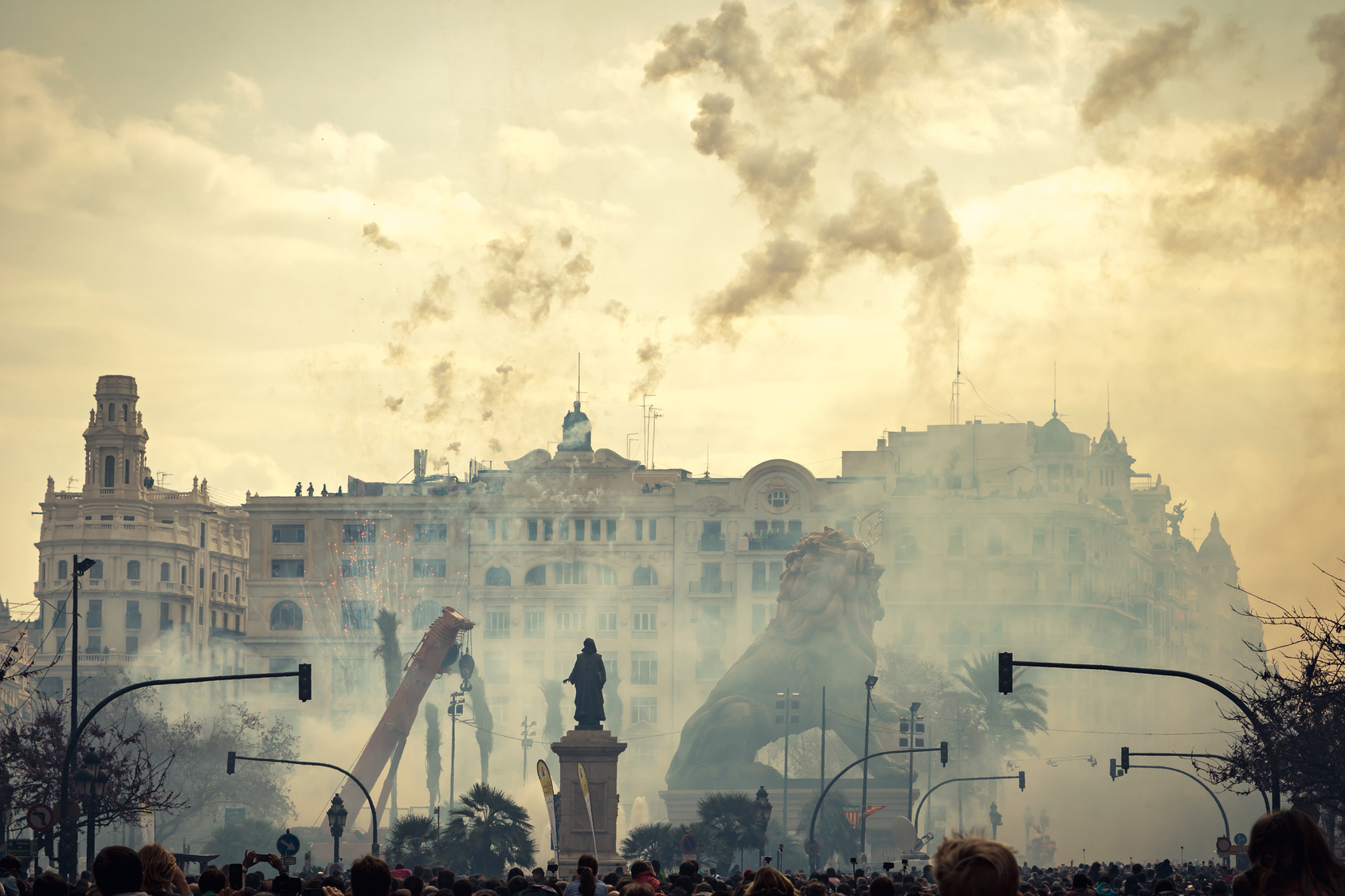 Pyrotechnicians Are The Most Famous Celebrities In Valencia