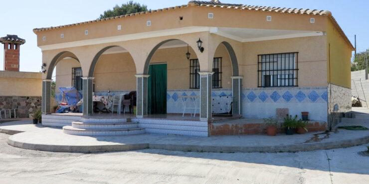 Large 5 bedroom house for sale Vilamarxant Valencia – Ref: 017691