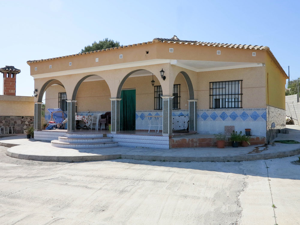 Large house for sale Vilamarxant Valencia – Ref: 017691