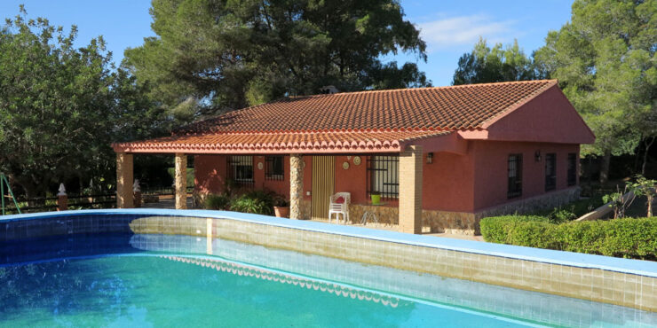 Attractive house for sale Monserrat Valencia – 017718