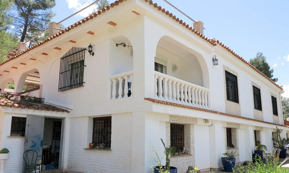 Large country villa for sale Venta Mina Valencia – 018745