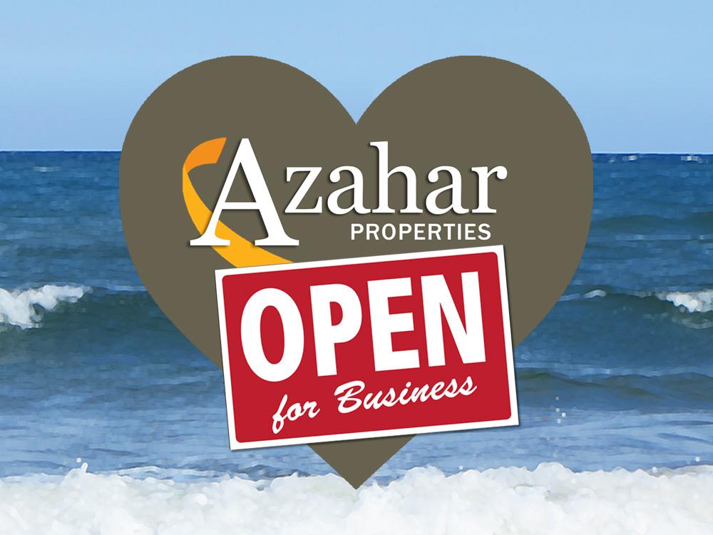Azahar Properties Open All Hours