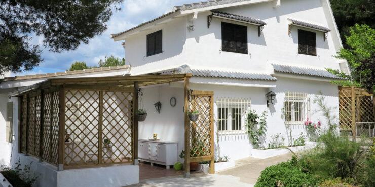 Scandinavian design villa for sale Alborache Valencia – 019824