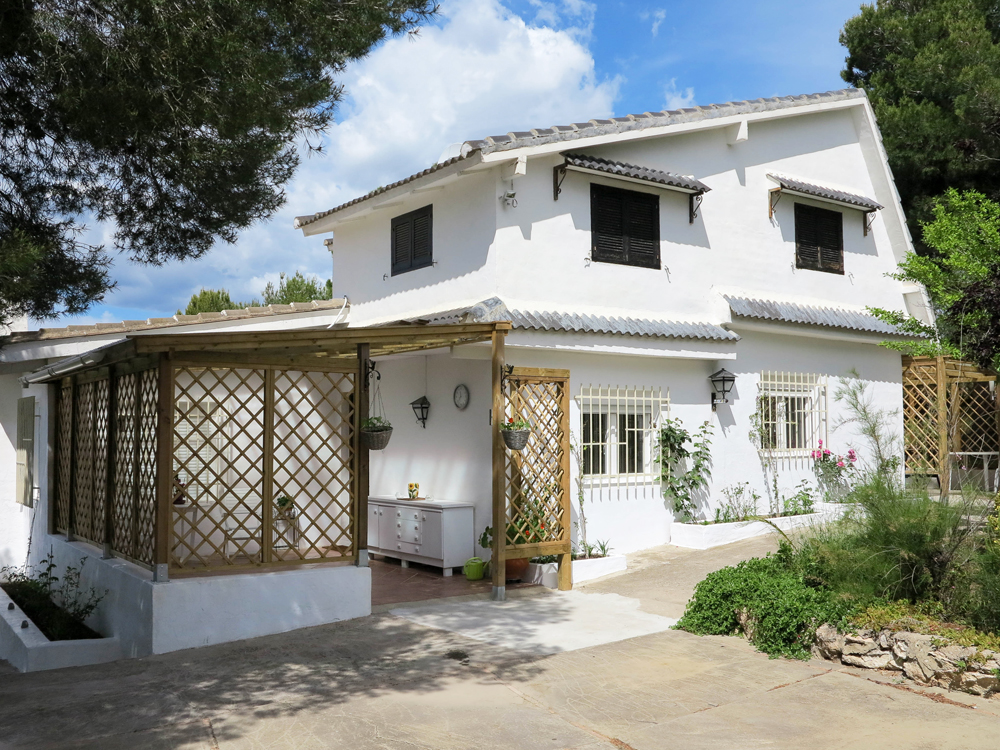 Scandinavian design villa for sale Alborache Valencia – 019824