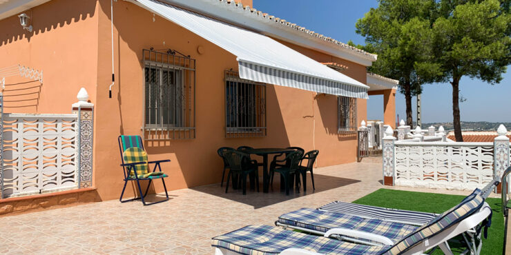 Villa with mountain views for sale in Real, Valencia – 019845