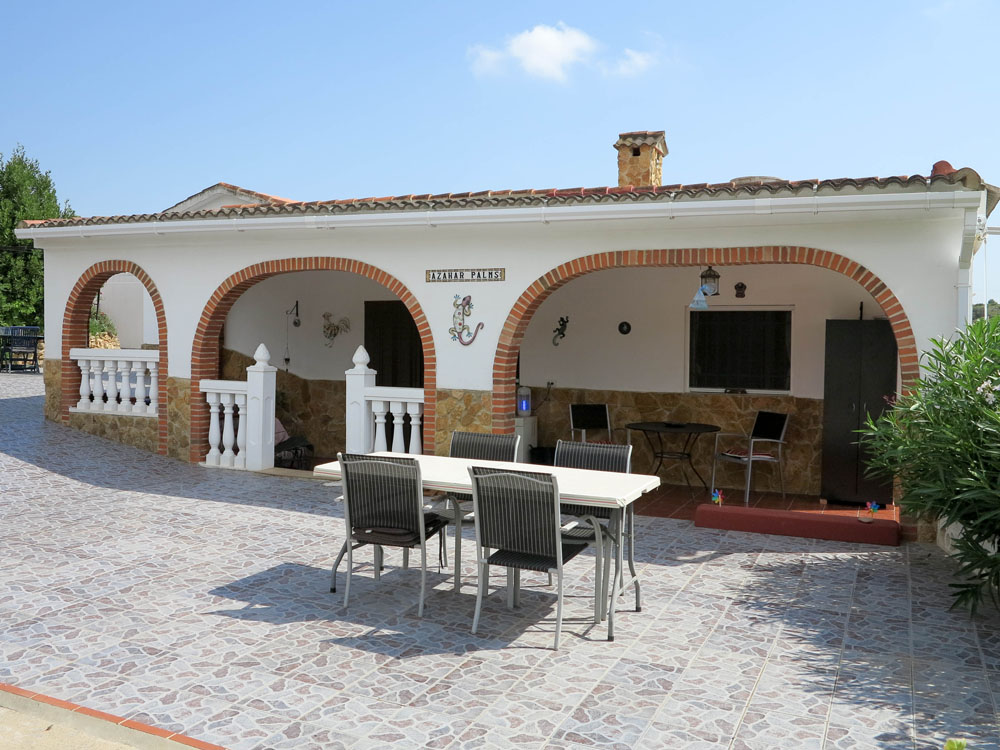 Charming country villa for sale in Real Valencia – 020885