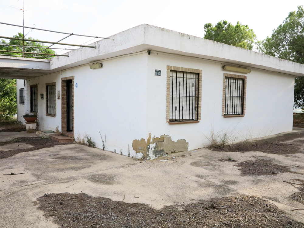 Large Finca for sale in Montroy, Valencia with panoramic views – 020891