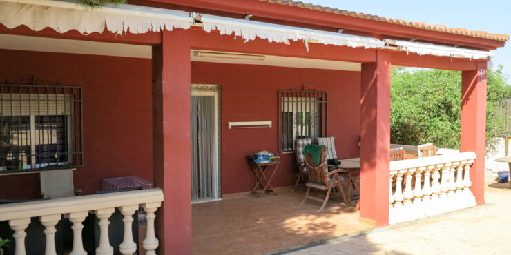 Well presented villa on urbanisation for sale Turis Valencia – 020763