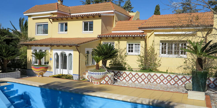Unique villa with separate guest house for sale Alberic, Valencia – 021910