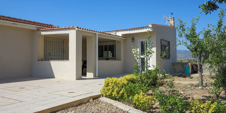 Villa for sale in Real with panoramic views close to town – 021927SOLD