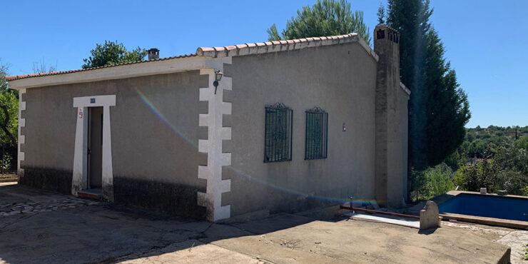 Cheap villa for sale in Monserrat Valencia for reform – 021937